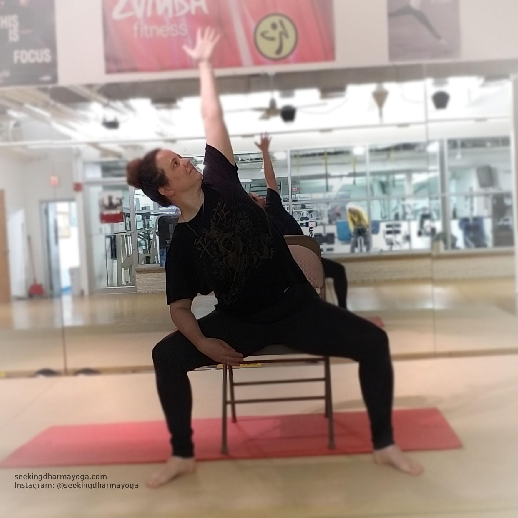 Seeking Dharma Yoga